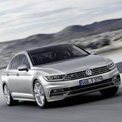 Volkswagen renouvelle à 100% sa Passat