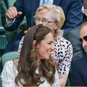William, Kate, Beckham et Bradley Cooper... défilé de stars à Wimbledon