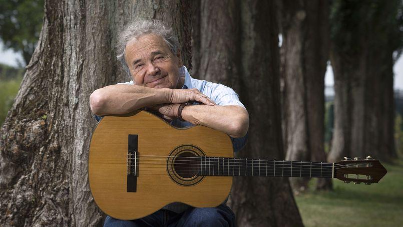 Pierre Perret s'offre l'Olympia pour ses 80 ans