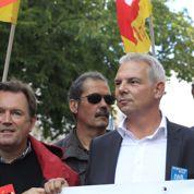 Face à Hollande, CGT et FO choisissent la rupture