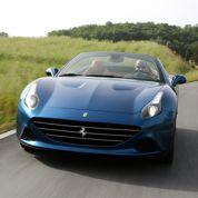 Ferrari California T, l'esprit côte ouest