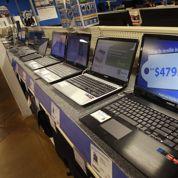 Grâce à la fin de Windows XP, les ventes de PC repartent