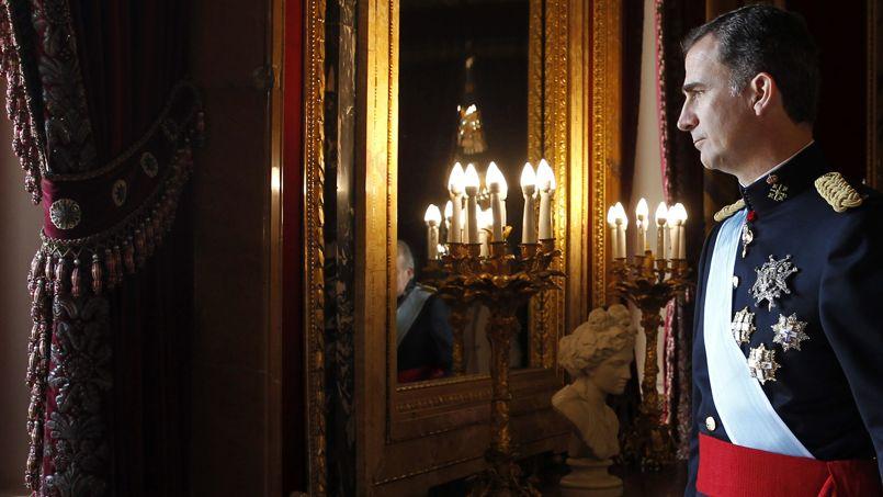 Le nouveau roi d'Espagne rendra visite à François Hollande le 22 juillet