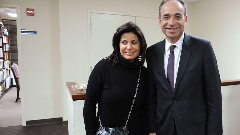 Jean-François Copé a fait embaucher sa femme par l'Assemblée nationale