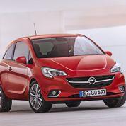 Opel Corsa, place à la cinquième génération