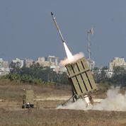 Le Dôme de fer israélien, arme imparfaite contre les roquettes du Hamas