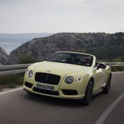 Bentley Continental CT V8 S, le chaînon manquant