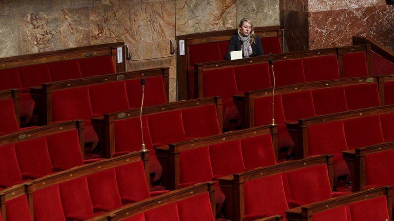 Marion Maréchal-Le Pen dit avoir du mal à écouler sa réserve parlementaire