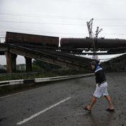 Explosions, déprime et coupures d'eau à Donetsk