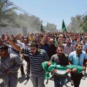 Israël etleHamas dans l'engrenage de la guerre
