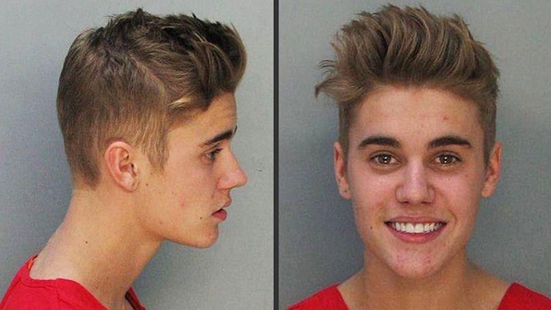 Justin Bieber condamné à deux ans de mise à l'épreuve