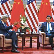Washington et Pékin tentent de masquer leurs différends