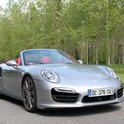 Porsche 911 Turbo Cabriolet : la sportive accomplie