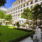 Le Bristol sacré premier hôtel français
