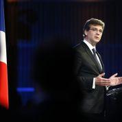 Montebourg rêve de croissance pour la France et pour lui-même