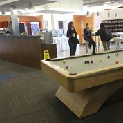 Massages, voyages, logement : comment la Silicon Valley attire les talents