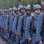 La Grande Guerre défile sur les Champs-Élysées