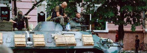 Ukraine: les plaies à vif de Sloviansk libérée
