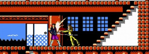 Kill Bill ,Fight Club ,Inception ... des films revisités façon jeux vidéo rétro