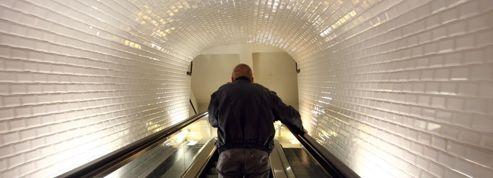 La RATP se prend les pieds dans ses escaliers mécaniques