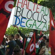 En France, l'Intérieur veut encadrer les manifestations propalestiniennes
