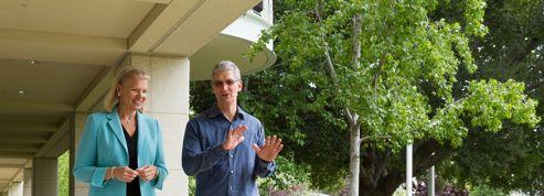 Apple et IBM s'allient pour conquérir le marché des professionnels