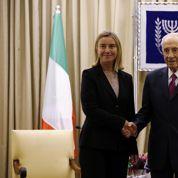 Diplomatie européenne: Federica Mogherini, la favorite qui dérange