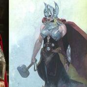 Marvel remplace Thor par une femme