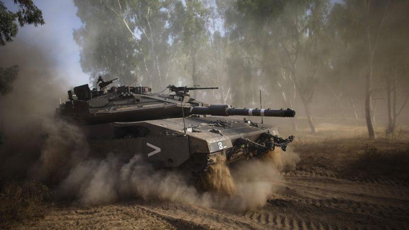 Israël lance une opération terrestre à Gaza