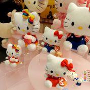 À 40 ans, Hello Kitty reste une poule aux oeufs d'or