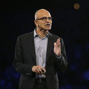 Microsoft : Satya Nadella doit solder le poids du passé