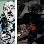 François Hollande, assassin dans une BD de zombies