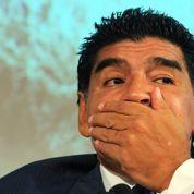 L'ex-fiancée de Maradona, que la star accuse de vol, arrêtée à Buenos Aires