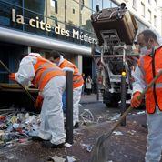 A Marseille, les éboueurs font de la résistance sur le temps de travail