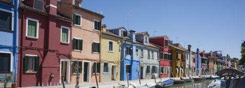 5 villes aux façades colorées