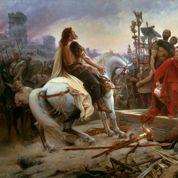Jules César le vainqueur pressé