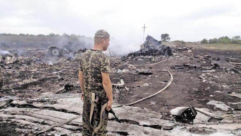 Le crash du Boeing malaisien ravive la crise en Ukraine