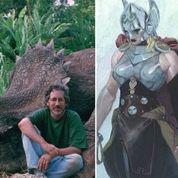 Spielberg, Thor, Indochine ... Les 5 images de la semaine