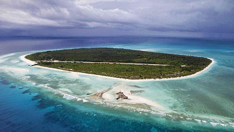 îlots Convoité par la France, Madagascar / 15 israéliens Tué