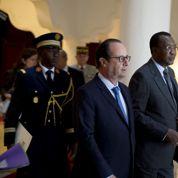 Hollande réorganise l'armée française en Afrique