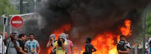 Manifestation pour Gaza : les images des heurts à Sarcelles