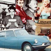 1955, la Citroën DS: éloge de la volupté