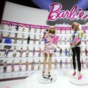 Karl Lagerfeld aura une poupée Barbie relookée à son effigie