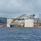 Le Concordia prêt pour son dernier voyage