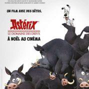 Une nouvelle affiche pour Astérix, le Domaine des Dieux