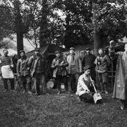 Un musicien : « C'est un bruit infernal » (1914)