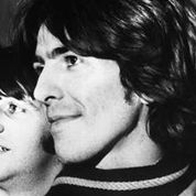 Un arbre dédié à George Harrison dévoré par des beetles