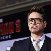 Robert Downey Jr., acteur le mieux payé d'Hollywood