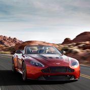 Aston Martin V12 Vantage S Roadster, un cocktail détonant