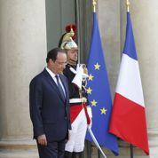 Hollande commence à douter de la reprise économique